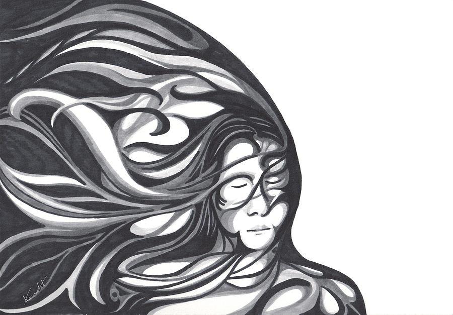 A Souls Light Drawing