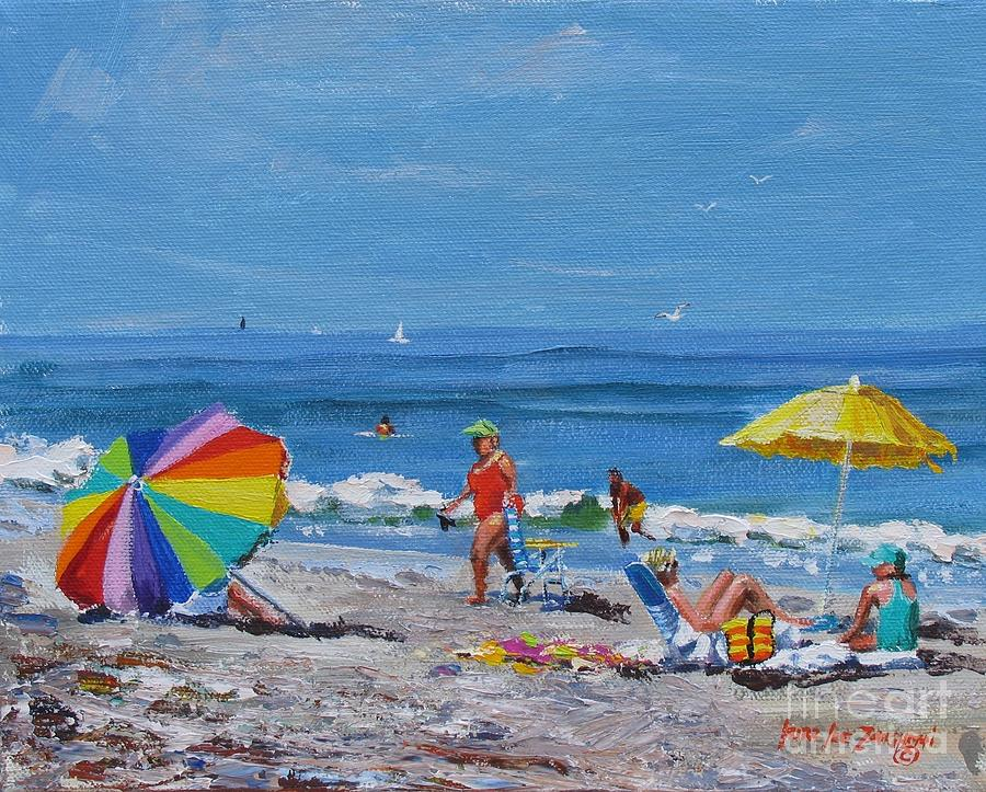 A Summer Painting
