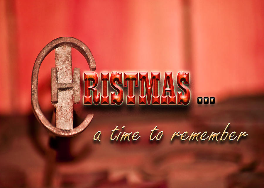 Christmas Photograph - A Time To Remember by Carolyn Marshall