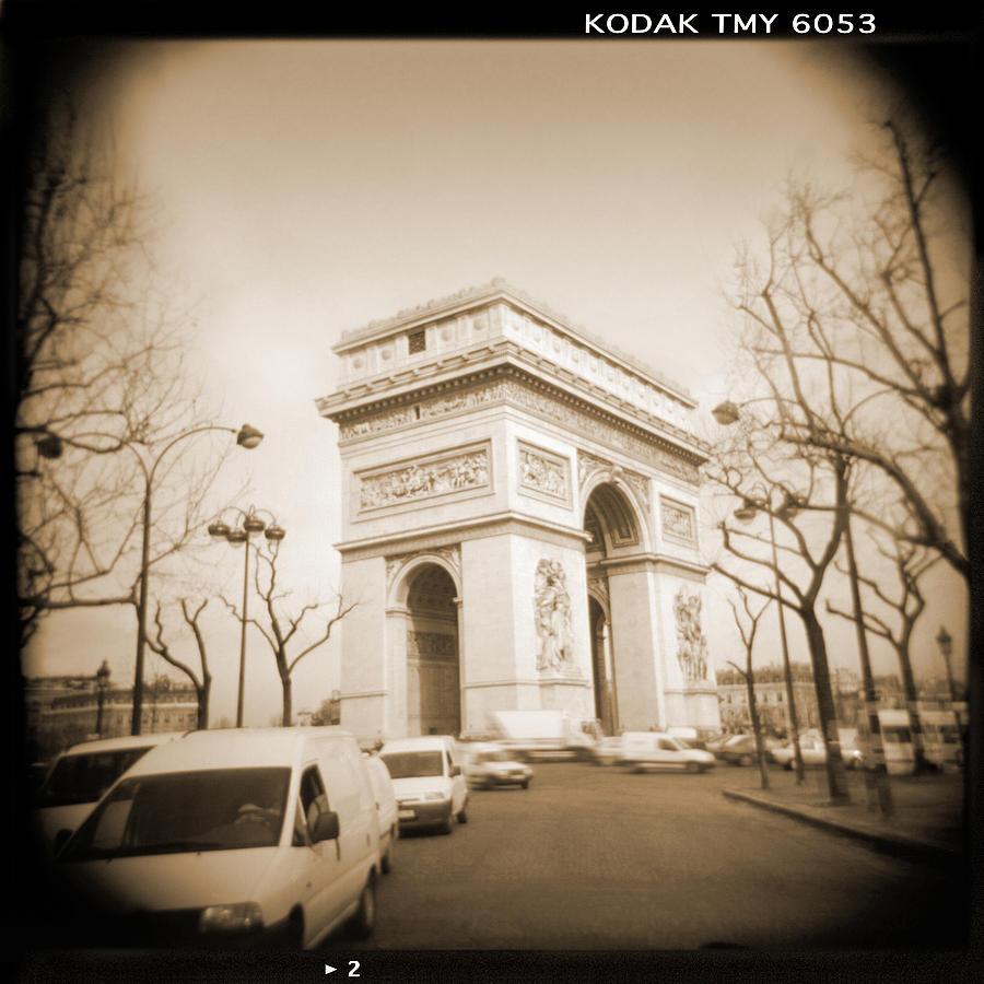 A Walk Through Paris 2 Photograph