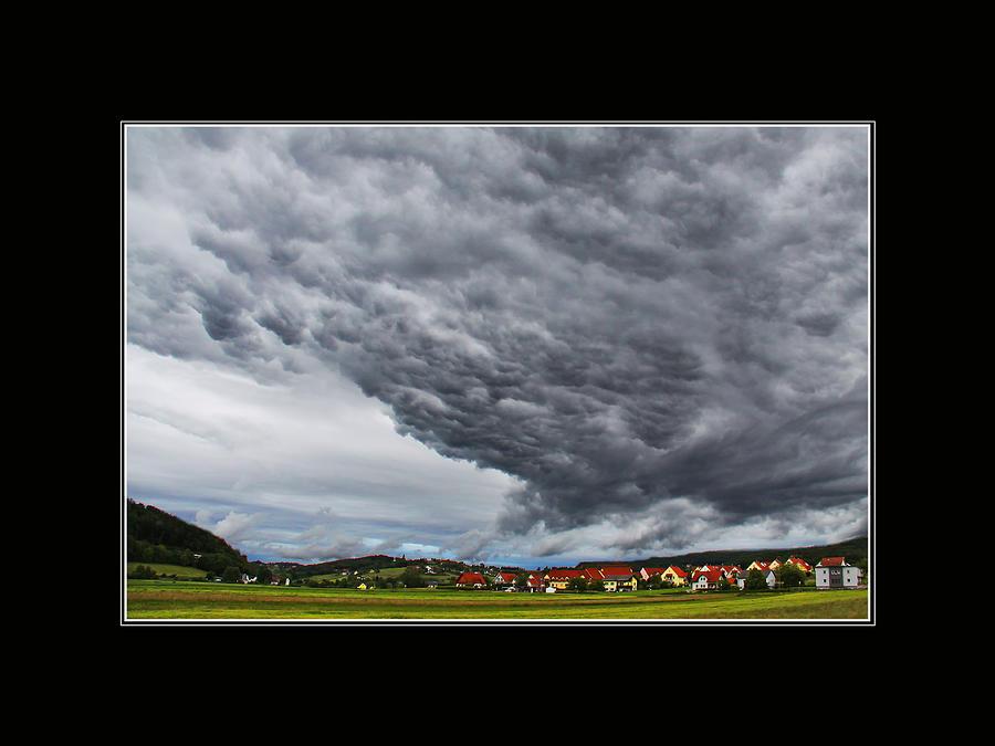A Window To Switzerland Photograph