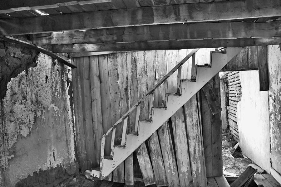Abandoned Photograph - Abandoned by Brady Lane
