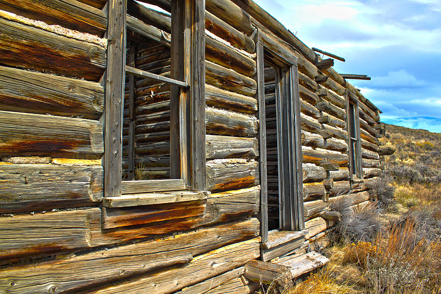 Abandoned Homestead Photograph  - Abandoned Homestead Fine Art Print