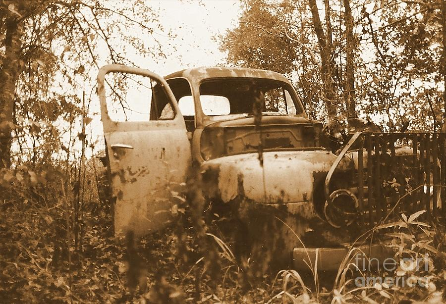 Abandoned Journey Photograph