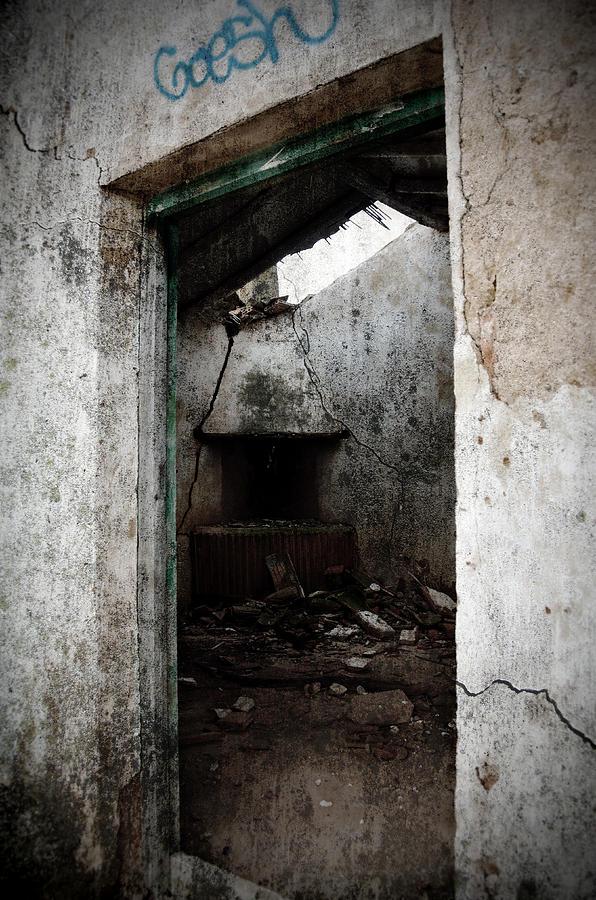 Abandoned Little House 1 Photograph