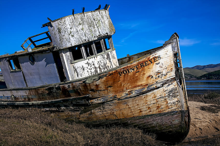 Abandoned Point Reyes Photograph