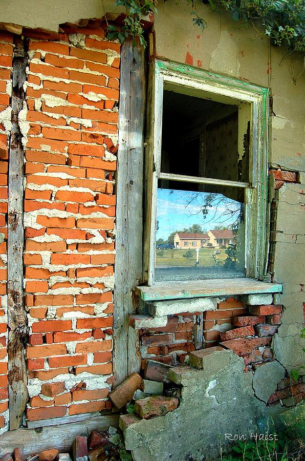 Abandon Photograph - Abandoned by Ron Haist