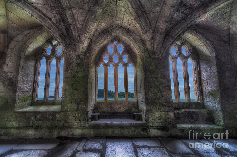 Abbey View Photograph  - Abbey View Fine Art Print