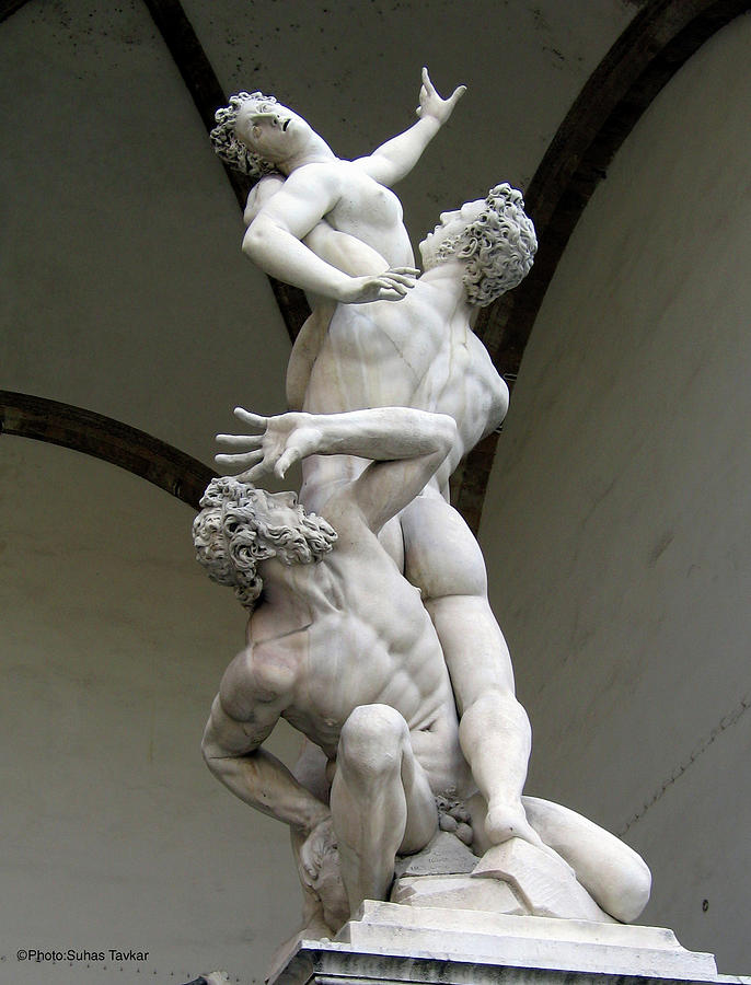 abduction of the sabine women essay Raft of the medusa essay 1180 words aug sisters and brothers bologna –abduction of the sabine woman women were required to be at home and loyally.