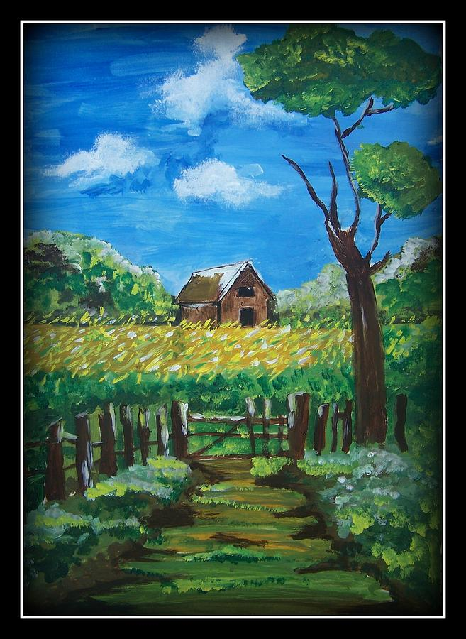 Abode Painting
