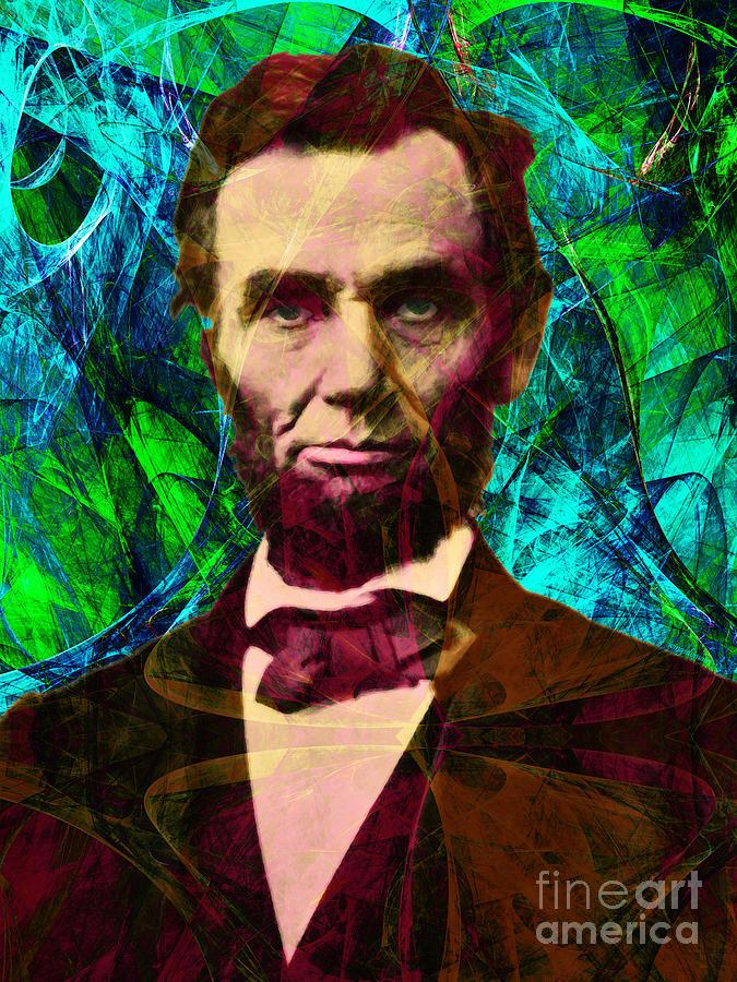 Abraham Lincoln 2014020502p145 Photograph