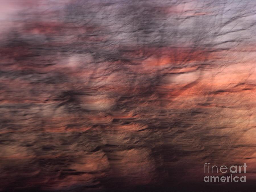 Abstract Photograph - Abstract 10 by Tony Cordoza