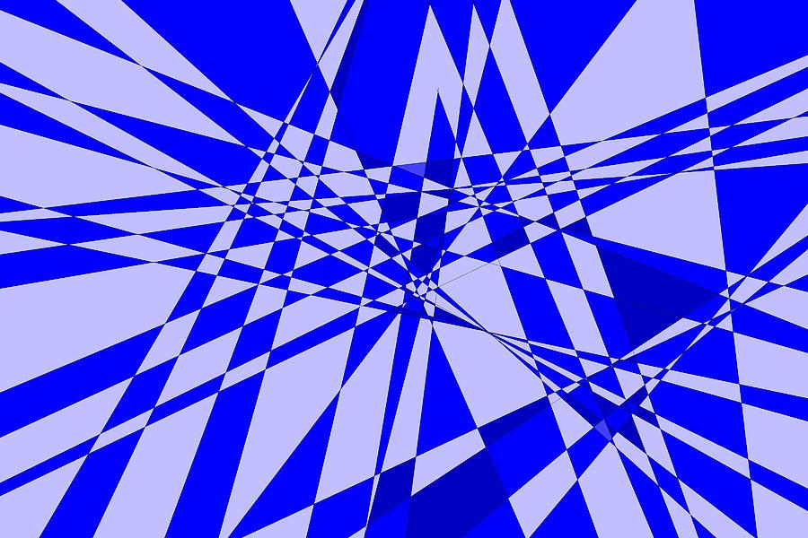 Abstract 152 Digital Art