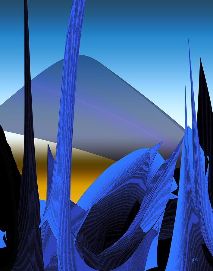 Abstract 200 Digital Art