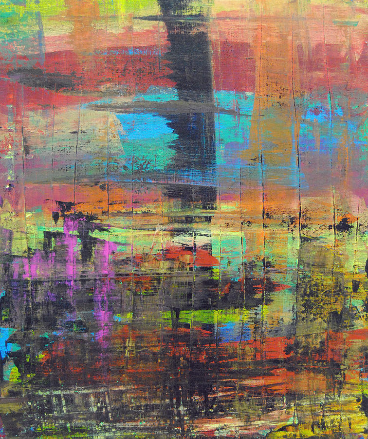 Abstract #39 Painting