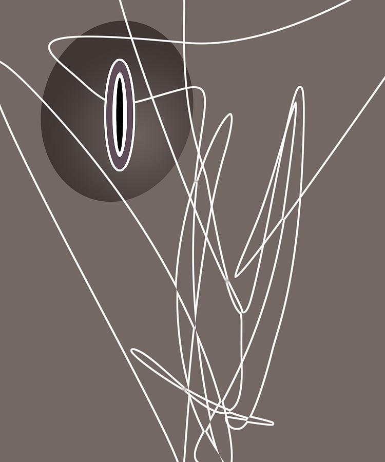 Abstract #8 Digital Art