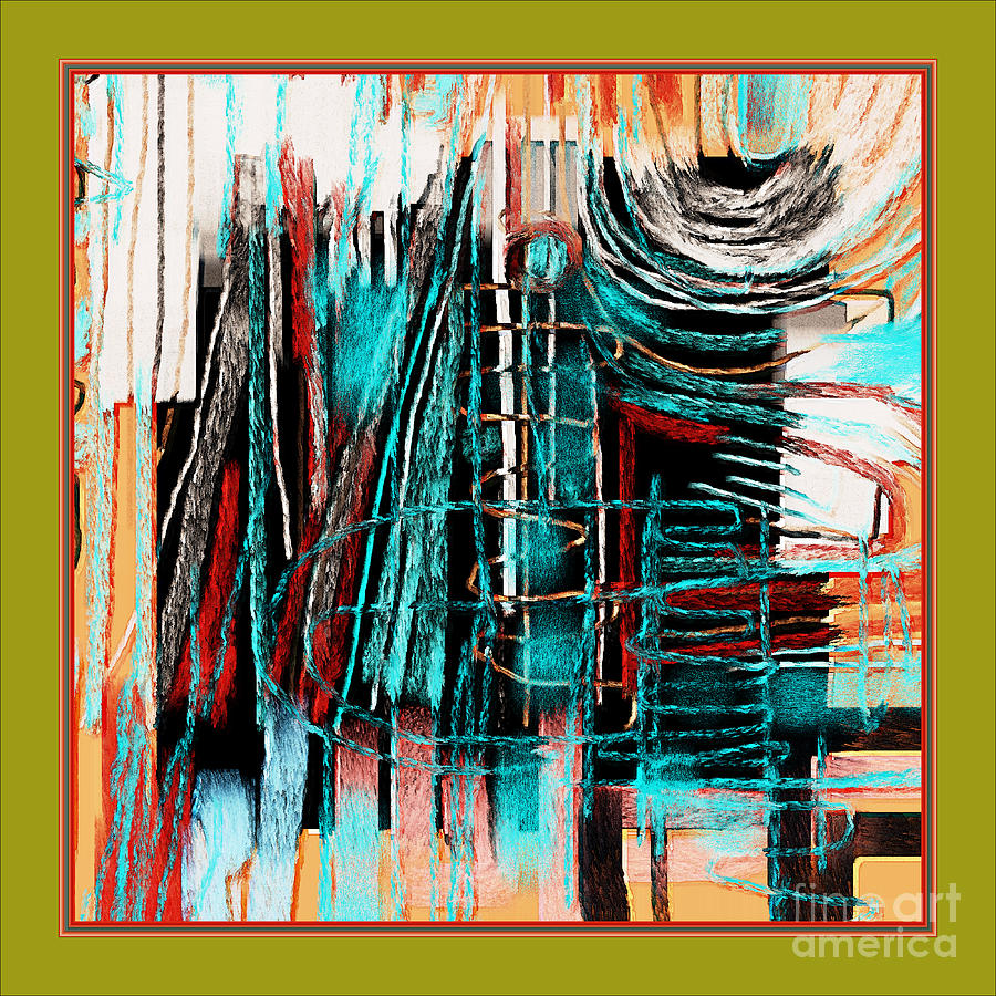 Abstract 974 Painting