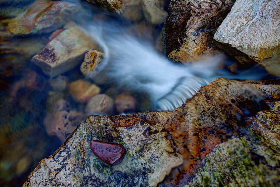 Abstract Falls Photograph  - Abstract Falls Fine Art Print