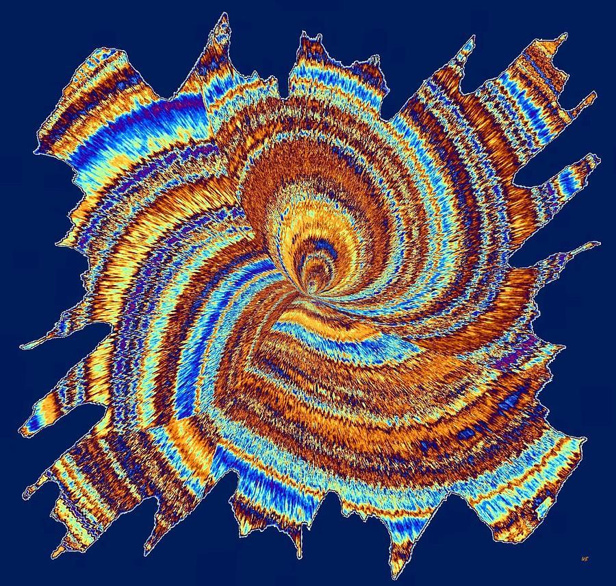 Abstract Fusion 176 Digital Art