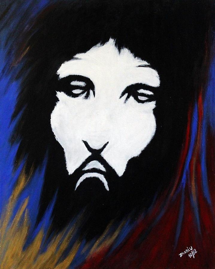 Jesus Painting ...