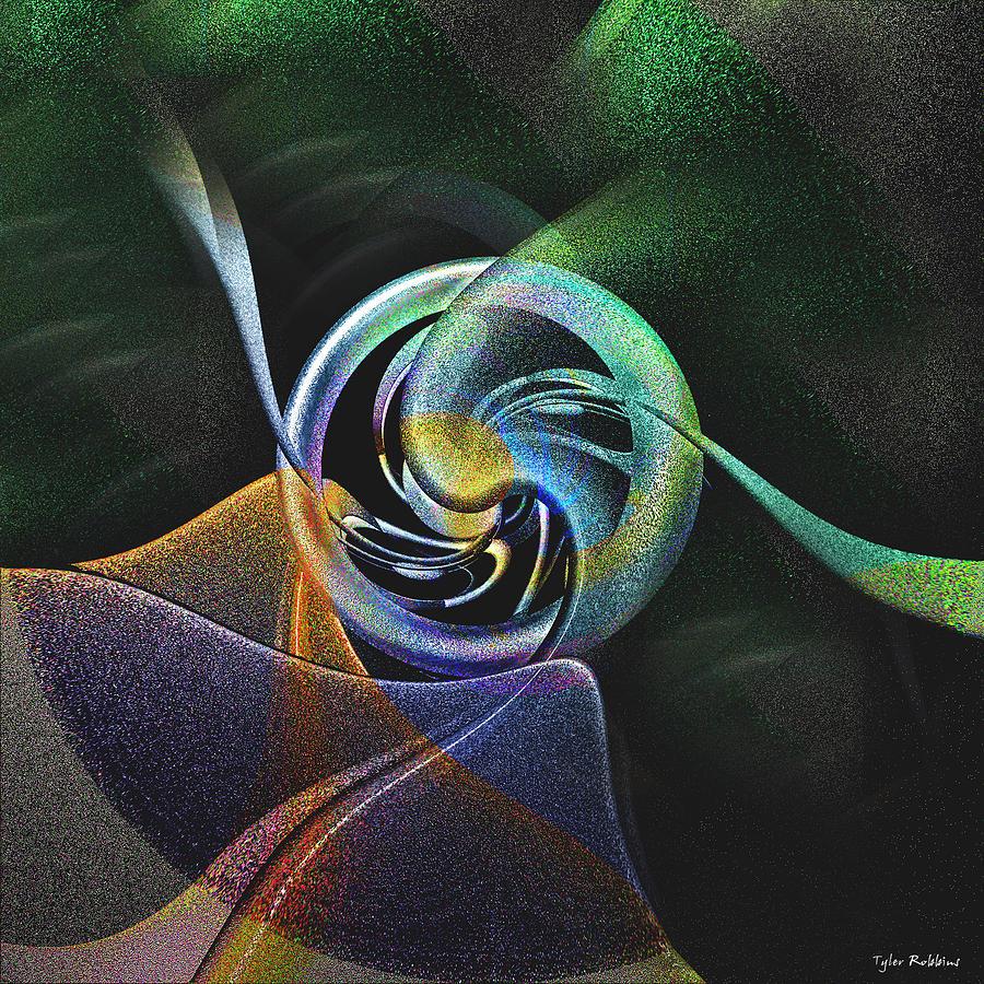 Abstract Llv Digital Art