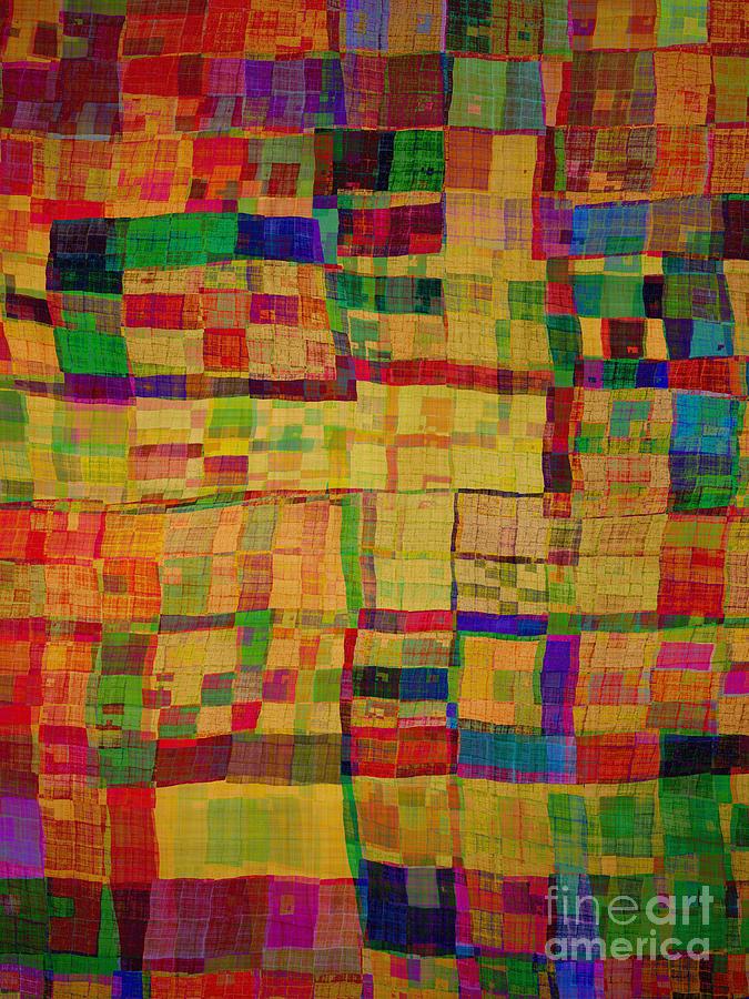 Abstract Pattern 2 Digital Art