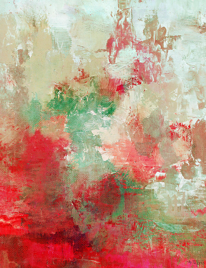 Abstract Digital Art - Abstract Print 18 by Filippo B