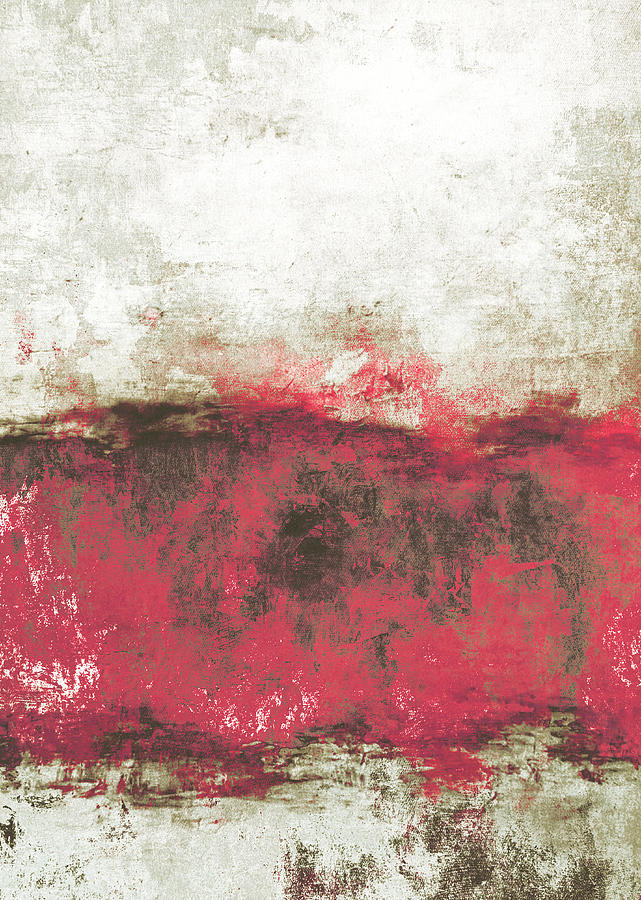 Abstract Painting - Abstract Print 21 by Filippo B