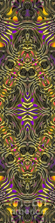 Abstract Rhythm - 31 Digital Art