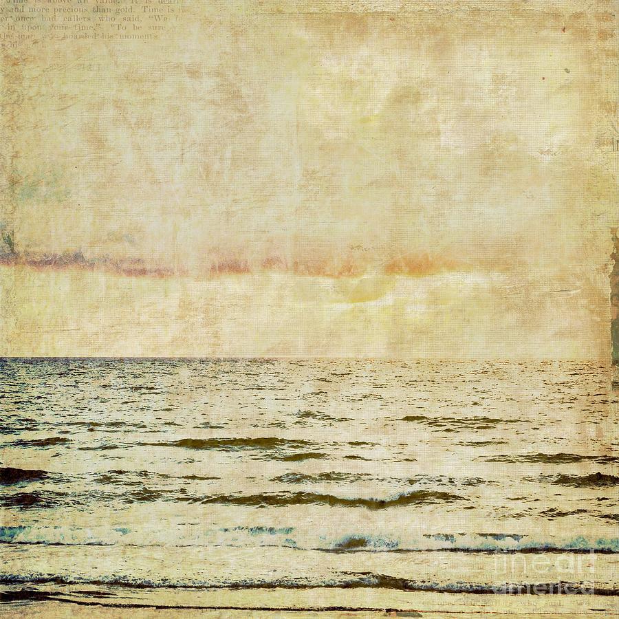 Abstract Sea Photograph