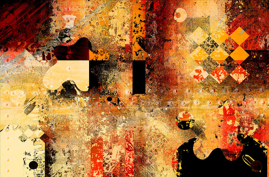 Abstracture - 103106046f Digital Art
