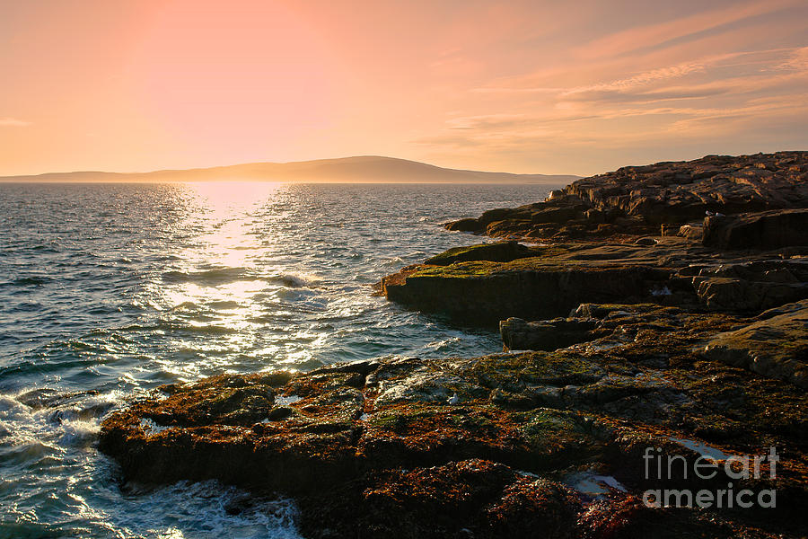 Acadia National Park Photograph