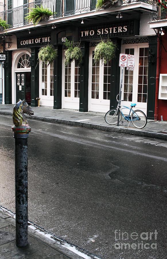 Across The Street Photograph