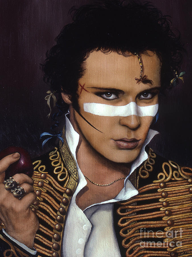 Adam Ant Painting
