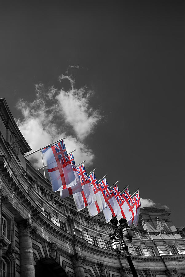 Admiralty Arch London Photograph
