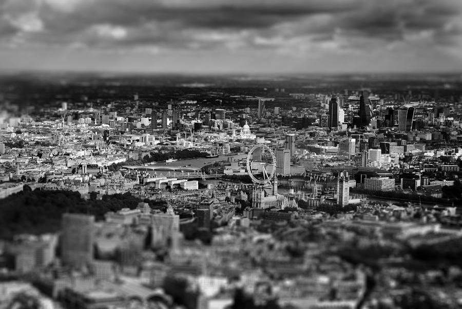 Aerial View Of London 6 Photograph