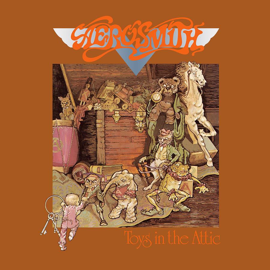 Aerosmith Toys 69