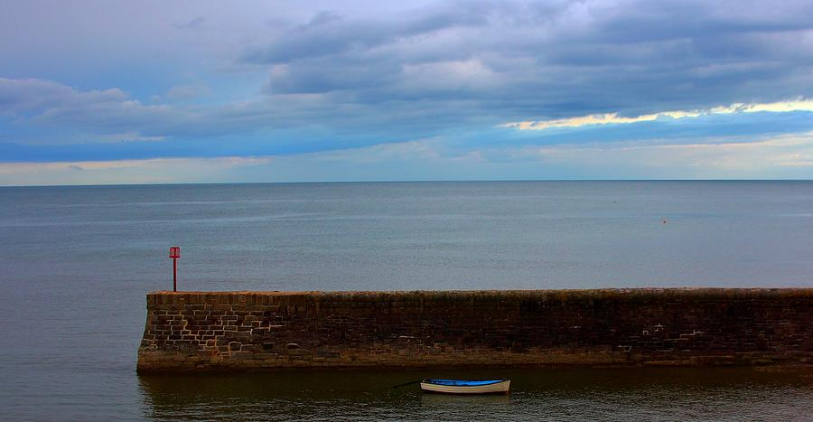 Dawlish Photograph - Afloat by Theresa Selley