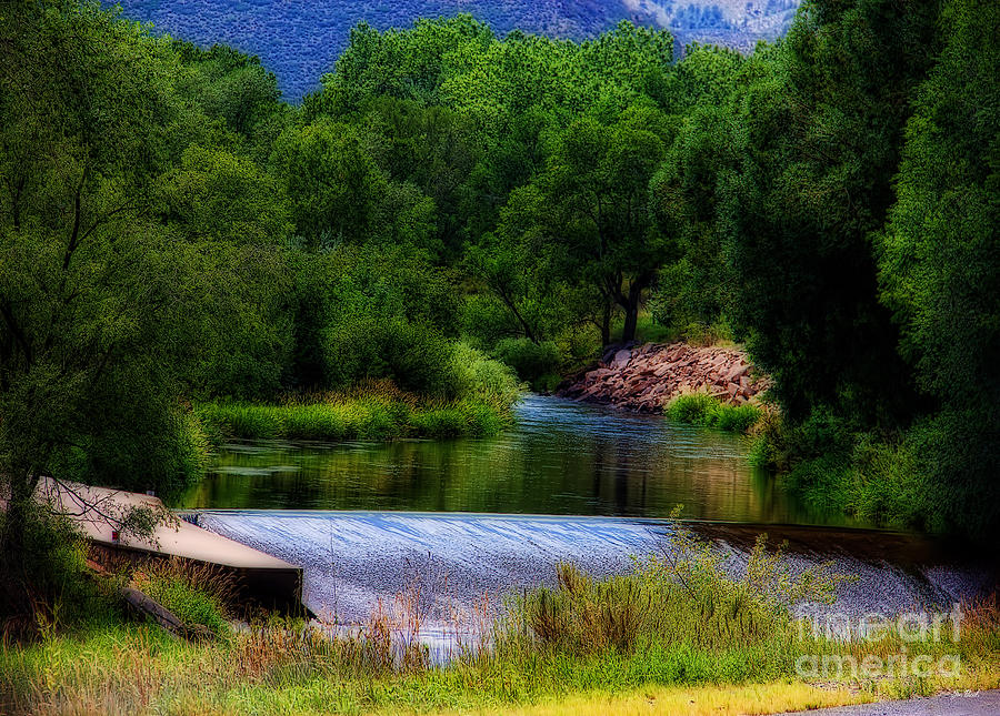 Big Thompson River Photograph - After Rain by Jon Burch Photography