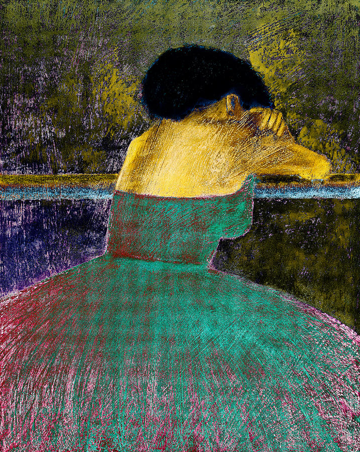 After The Dance Digital Art  - After The Dance Fine Art Print