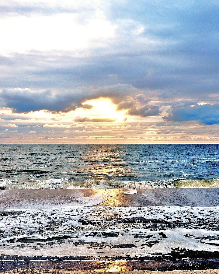 Sunrise Photograph - After The Storm 3 by Kim Bemis