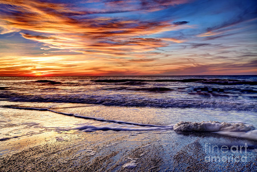 After The Sunset is a photograph by Eyzen M Kim which was uploaded on ... After The Sunset