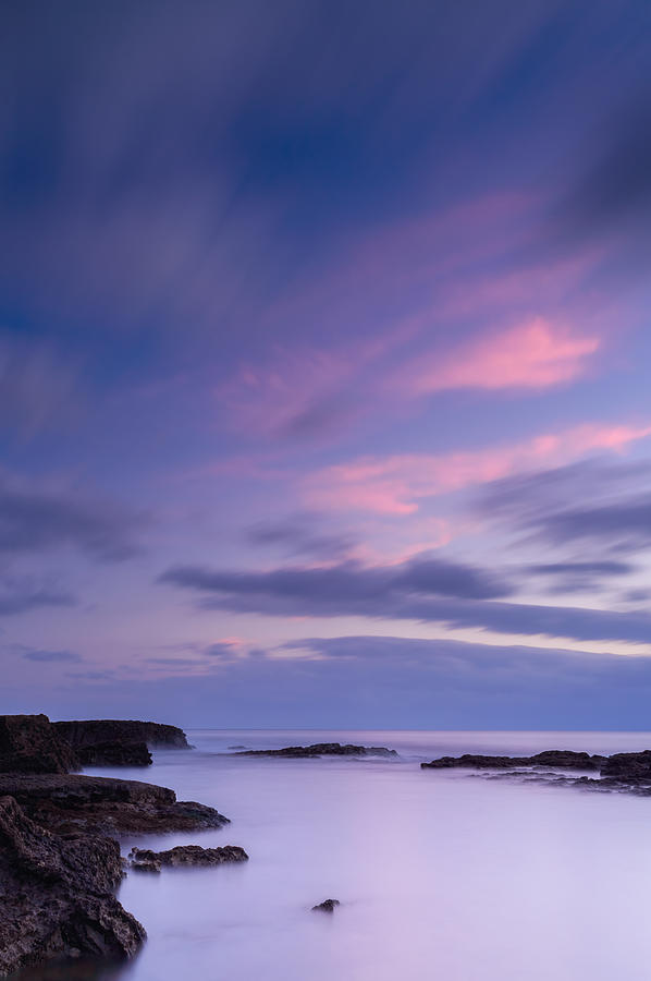 After The Sunset I is a photograph by Marco Oliveira which was ... After The Sunset