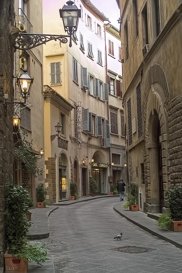 Afternoon In Florence Photograph