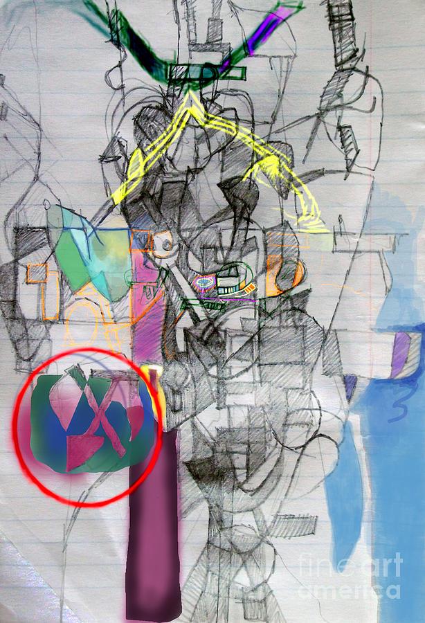 Aging Process 7g Digital Art