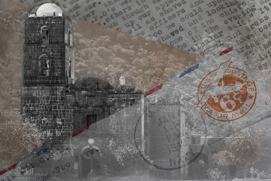 Air Mail Digital Art