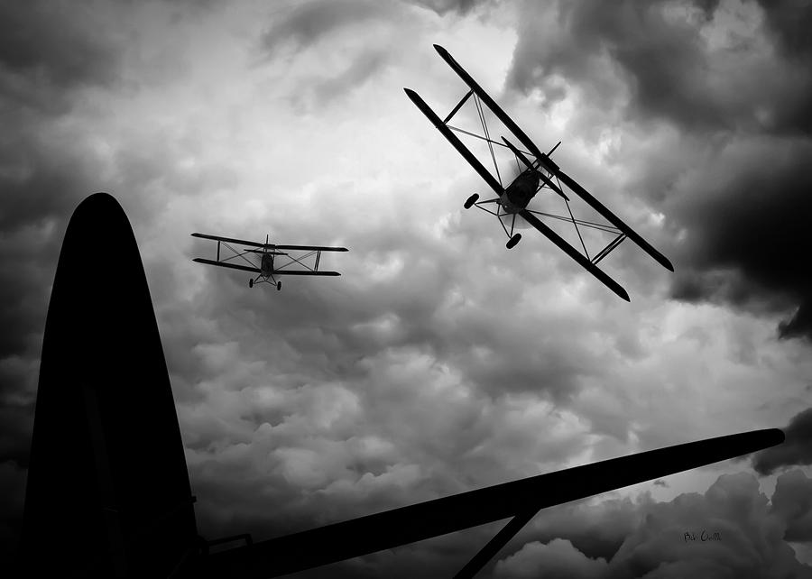 Air Pursuit Photograph  - Air Pursuit Fine Art Print