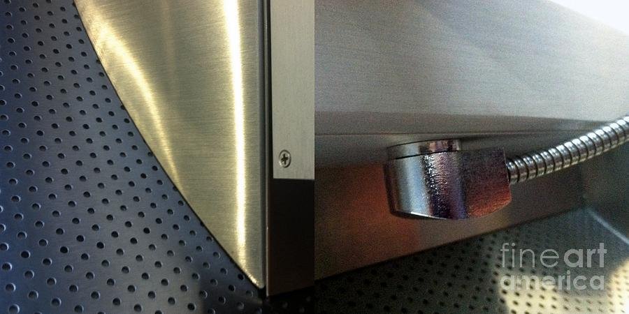 Airport Diptych Photograph