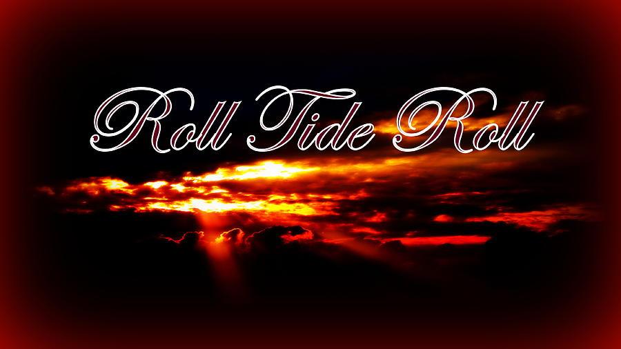Alabama - Roll Tide Photograph