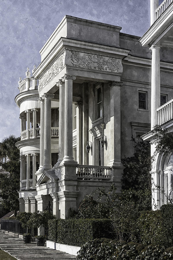 Alabaster Mansion Photograph